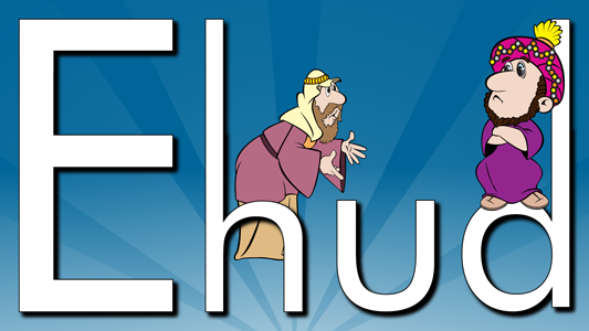 God chooses Ehud to rescue his people from the clutches of King Eglon of Moab and Ehud discovers that being left-handed can sometimes be an advantage